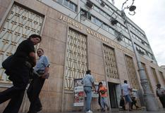 JEE Lima Centro 1 inscribió planchas presidenciales de Yonhy Lescano y Marco Arana