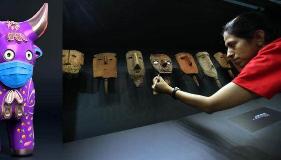 Los museos reactivan sus actividades de forma progresiva y con estrictos protocolos sanitarios. (Fotos: Ministerio de Cultura/Archivo GEC)