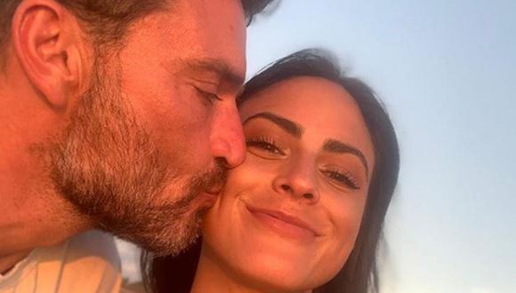 Julián Gil encontró el amor en Valeria Marín, con quien tiene una relación hace seis meses (Foto: Valeria Marín / Instagram)