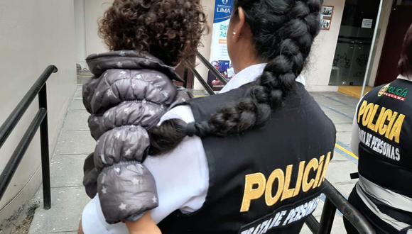 La mayoría de víctimas de trata de personas son mujeres. En el 2020, hubo 330 víctimas rescatadas. De ellas, 94 eran menores de edad. (Fotos: Mininter)