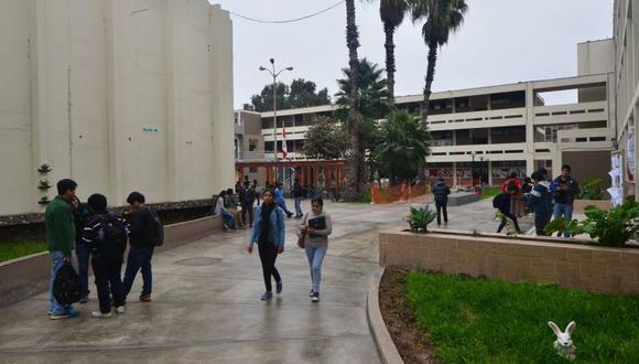 Universidad San Marcos reabrió luego de que los estudiantes depusieran su medida de fuerza. (UNMSM)