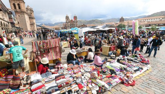 Las regiones han crecido de forma dispareja en el primer semestre. Algunas, como Cusco, aún no se recuperan (FOTOS)