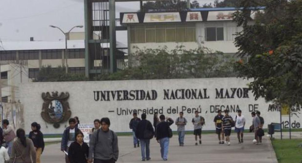 Universidad San Marcos: ONPE brindará asistencia en elecciones