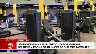 Propietarios de gimnasios piden que se autorice el regreso de sus actividades