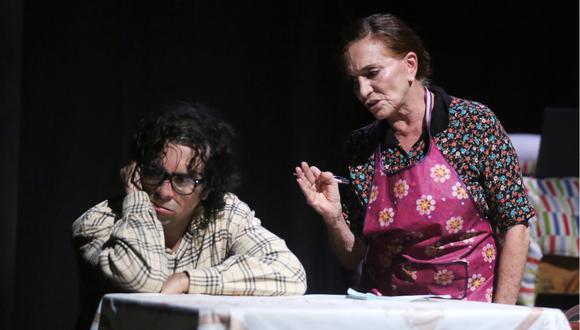 """Celebra el """"Día de la Madre"""" con """"Tu madre, La Concho"""", obra protagonizada por Claudia Dammert. (Foto: Difusión)"""