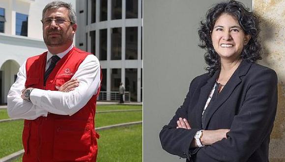 Jefes de la ONPE y del Reniec fueron elegidos por la Junta Nacional de Justicia este miércoles. (Composición: GEC)