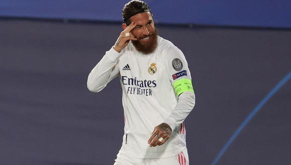 Sergio Ramos lleva más de quince temporadas en el Real Madrid. (Foto: EFE)