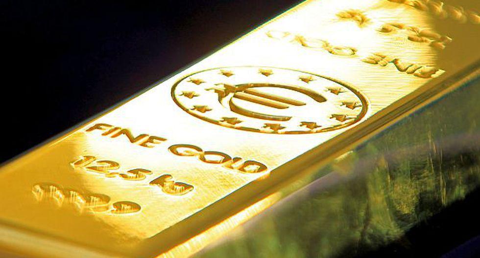 Los futuros del oro en Estados Unidos bajaban un 0.4% a US$ 1,572.30 la onza. (Foto: Reuters)