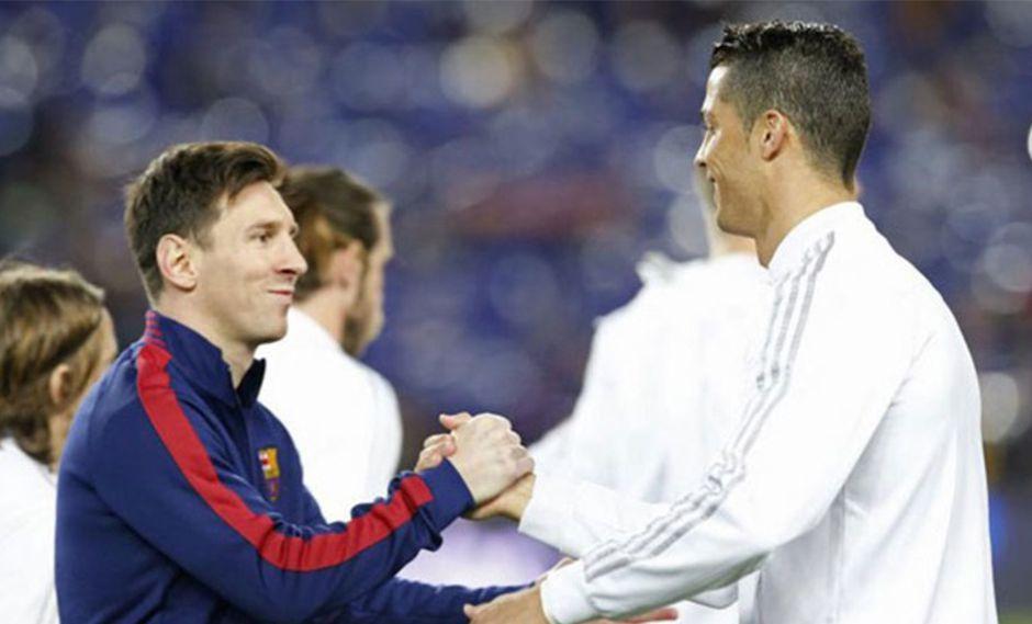 Lionel Messi confesó que extraña a Cristiano Ronaldo en LaLiga Santander. (Foto: Agencias)