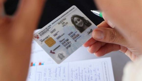 Aquí te dejamos todos los detalles sobre la Cuenta DNI. (Foto: GEC)