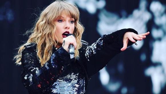 """Taylor Swift tiene todo listo para lanzar la nueva versión de su álbum """"Fearless"""". (Foto: @taylorswift)"""