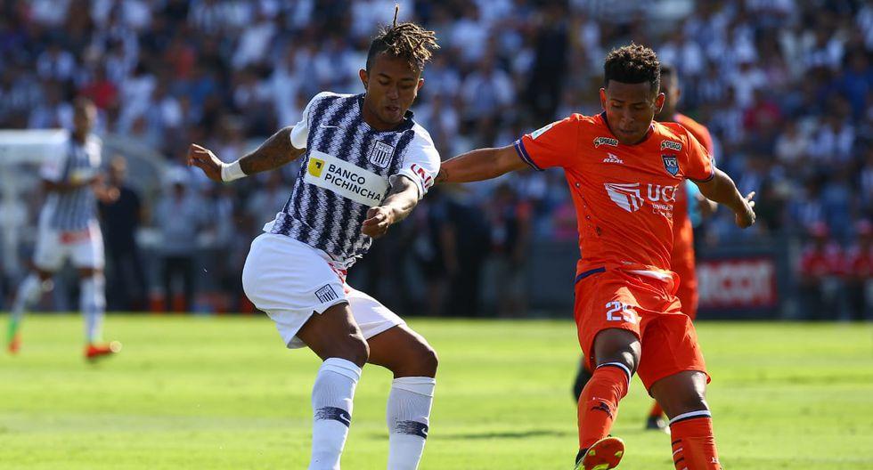 Alianza Lima vs. César Vallejo: observa las mejores postales del partido en Matute por la Liga 1. | Foto: Jesús Saucedo/GEC