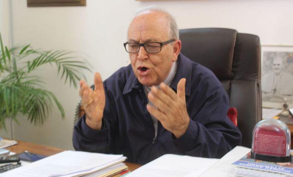"""Obispo de Chimbote sobre excarcelación de 'Goro': """"Es un desprestigio muy grande para el Poder Judicial"""""""