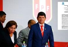 Oficial: Conmebol sancionó con multa de 25 mil dólares a la junta directiva de la FPF