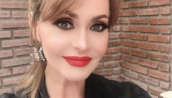 """Gabriela Spanic interpretará a Fedora Montelongo y será la mejor amiga de Alicia, la protagonista de """"Si nos dejan"""". (Foto: Gabriela Spanic / Instagram)"""