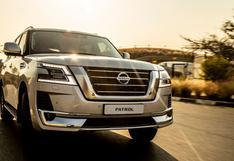 Nueva Nissan Patrol: conoce la renovada SUV que ha llegado al país   FOTOS
