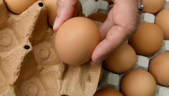 Según la división de alimentos y agricultura de la ONU, lo valores nutritivos de los huevos son muy elevados y beneficiosos para la salud. (Foto: AFP)