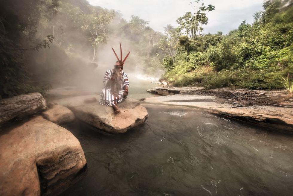 El río desvelado: Mayantuyacu, mágica vena ardiente en la selva de Huánuco