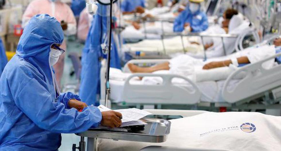 La disminución sostenida de contagios por COVID-19 tuvo un impacto en la desaturación de los servicios hospitalarios. Según cifras de Susalud, actualizadas al 13 de julio, había 375 ventiladores disponibles, de los cuales 78 estaban en Lima (Foto: Referencial/Archivo GEC)