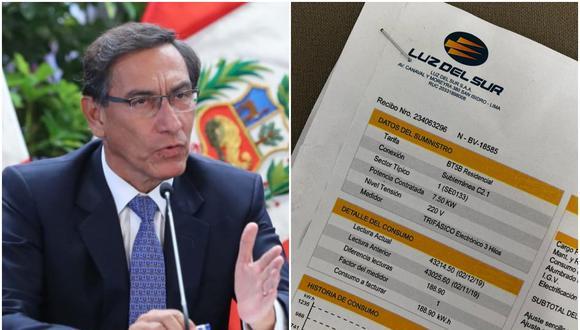 El presidente Martín Vizcarra informó sobre las nuevas medidas del Ejecutivo para afrontar la crisis del coronavirus. (Foto: GEC)
