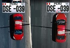 La clonación de placas de autos: una nueva modalidad al descubierto