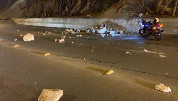 Esta noche, a las 09:54 p.m., un sismo de magnitud 6.0 y de intensidad V-VI se sintió en Lima. El epicentro se ubicó a 33 kilómetros al suroeste de Mala, Cañete.