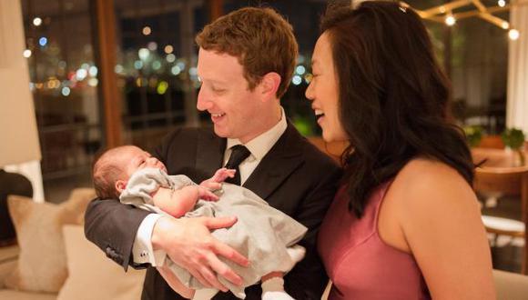 En Francia, Max podría demandar a Mark Zuckerberg y a Prscila Chan en un futuro no muy lejano. (Foto: Facebook)