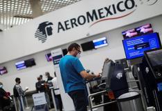 Aeroméxico saldría de bancarrota en 2021