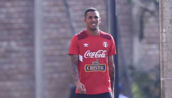 Sergio Peña se perderá la fecha doble de Eliminatorias con la selección peruana. (Foto: GEC)
