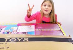 """""""Unboxing"""" en YouTube: ¿es bueno que los niños vean este tipo de videos?"""