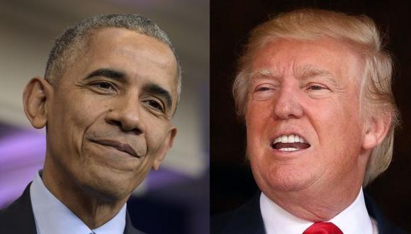 EE.UU.: Así celebran Barack Obama y Donald Trump la Navidad