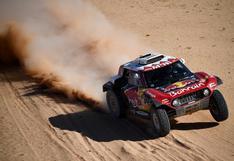 Dakar 2020: mira las posiciones y resultados que dejó la etapa 5 entre Al-Ula - Ha'il, con Carlos Sainz como ganador