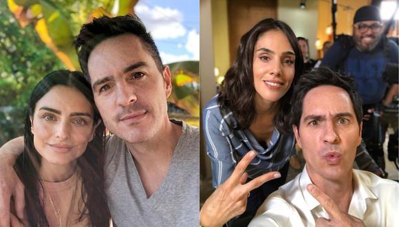 Sandra Echeverría habría sido la manzana de la discordia entre Mauricio Ochmann y Aislinn Derbez, según Telemundo. (Foto: Instagram)