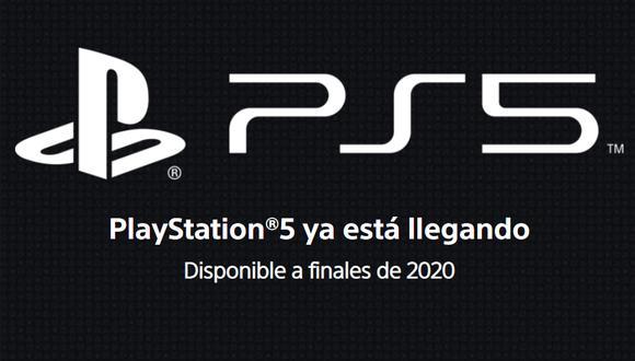 PS5: precio y fecha de lanzamiento del PlayStation 5, juegos, mando, ficha técnica, fotos, videos y todo sobre la nueva consola de Sony (Foto: PlayStation)