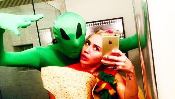Instagram: Miley Cyrus comparte demasiadas fotos en red social