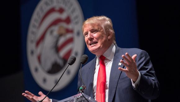 Donald Trump no solo ha logrado tener a medio mundo pendiente de su Twitter, sino también ha declarado una feroz guerra a la prensa que no se veía desde los 70 con Richard Nixon. (AFP)