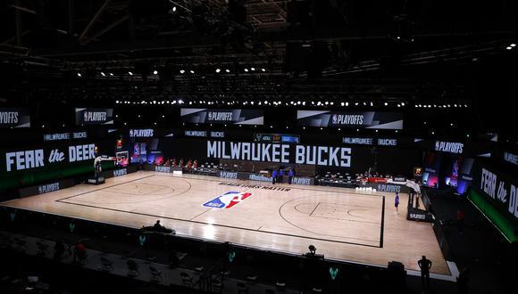 Milwaukee Bucks no se presentó a jugar en el AdventHealth Arena