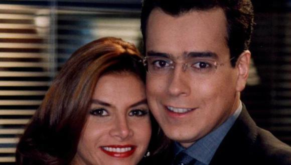 Betty se enamora de don Armando, pero hay un problema: él tiene novia, Marcela Valencia (Foto: RCN)