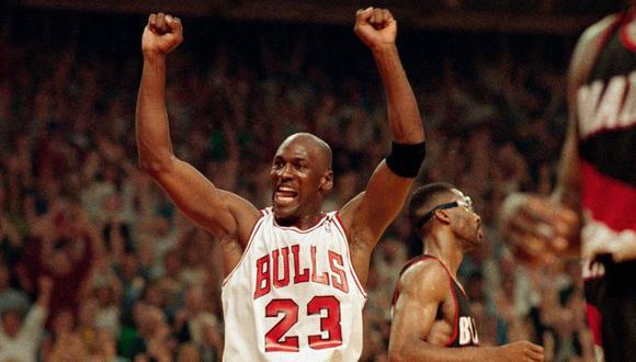 """""""The Last Dance"""" ofrece una íntima mirada de cómo Michael Jordan y los Chicago Bulls dominaron el mundo del deporte en la década de 1990."""