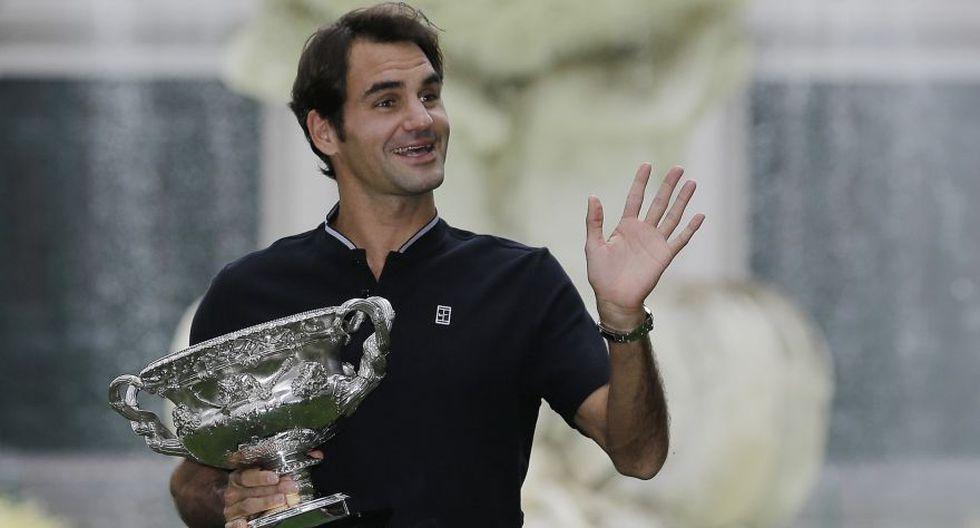 Roger Federer: el día después de hacer historia en Australia - 6