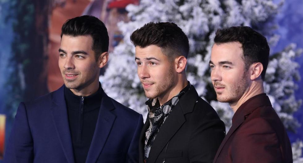 Joe Jonas, Nick Jonas y Kevin Jonas tienen millones de admiradores en el mundo. (Efe)