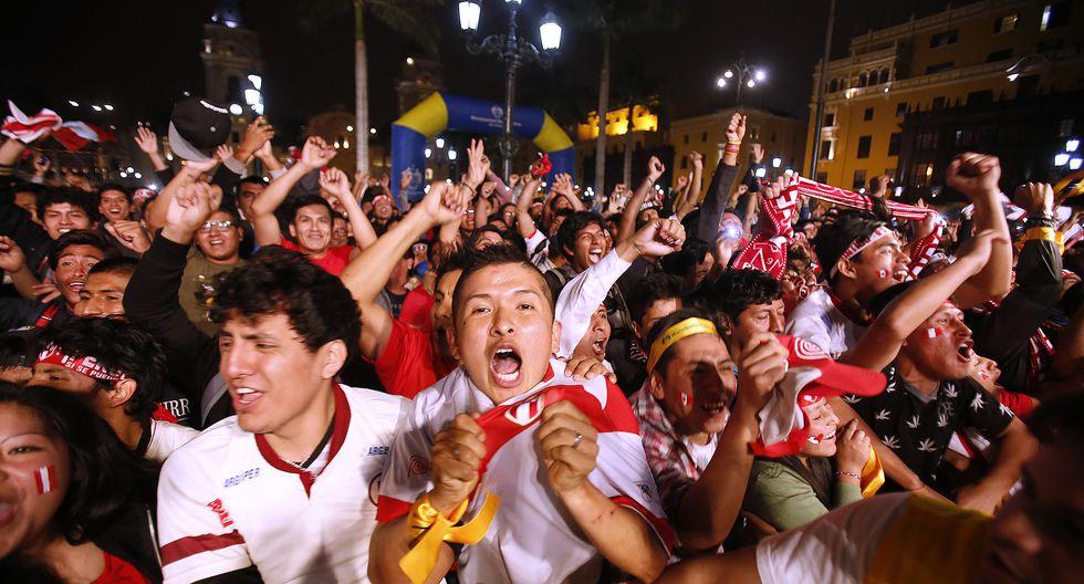 Todos los hinchas podrán alentar a nuestra bicolor en el centro histórico de nuestra ciudad. (Foto: Municipalidad de Lima)