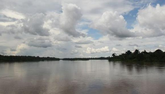 Amazonas: tres personas murieron ahogadas en el río Marañón