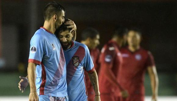 Juan Aurich fue humillado 6-1 por Arsenal de Sarandí