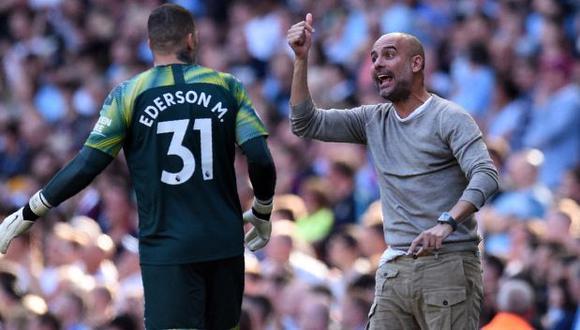 Pep Guardiola es entrenador de Manchester City desde la temporada 2016. (Foto: AFP)
