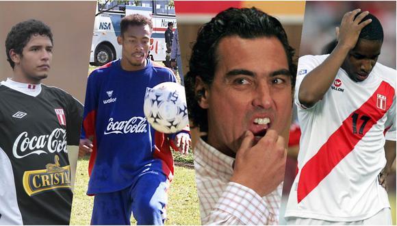 Los casos Miramar (1996), Golf Los Incas (2007) y Veneto (2010) son los obstáculos que se presentaron en el camino de la selección peruana en los últimos 30 años. (Fotos: AFP/Archivo El Comercio)