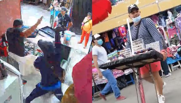 Trujillo: Venezolano asesinado se ganaba la vida vendiendo sortijas y aretes como ambulante   VIDEO