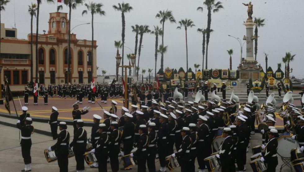 PPK participó en ceremonia por el Combate de Angamos [FOTOS] - 5