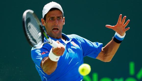 Djokovic venció a Murray y es campeón del Masters de Miami