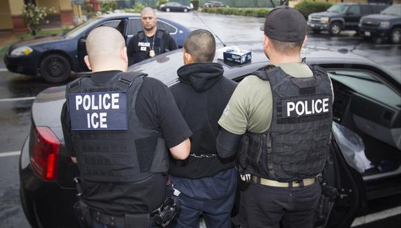 ICE es una de las agencias federales más importantes de los Estados Unidos. (AP).